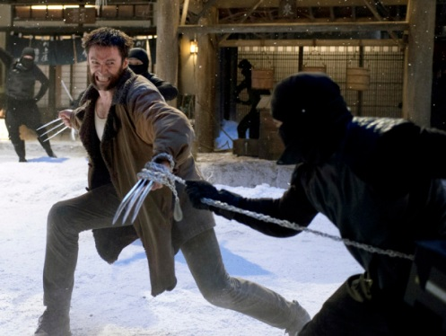 APphoto_Film Review The Wolverine
