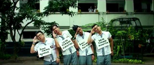 Crazy love indonesia full movie