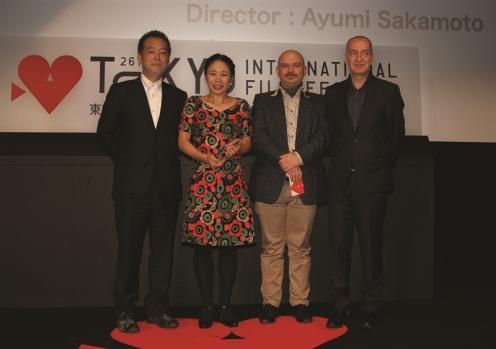 TIFF Ayumi Sakamoto