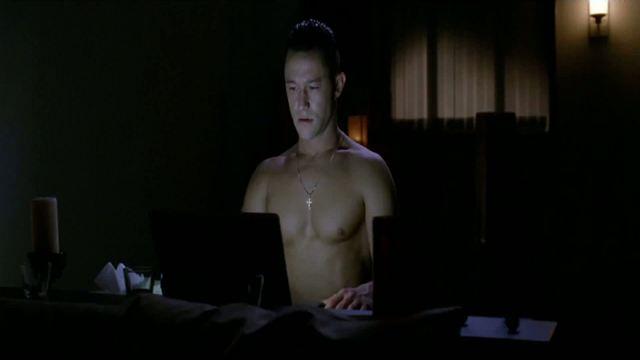 Nude levitt joseph gordon
