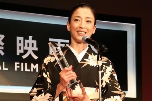 Best Actress_Rie Miyazawa_Pale Moon