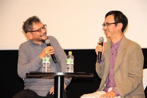 TIFF Hideaki Anno 2