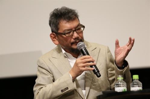TIFF Hideaki Anno