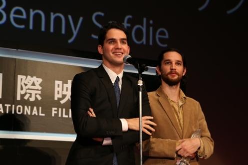 TIFF Joshua Benny Safdie