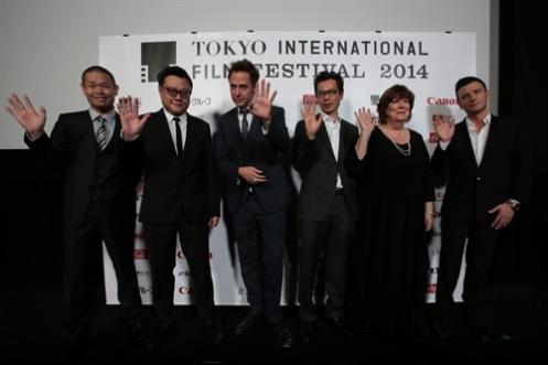 TIFF Jury Members Closing