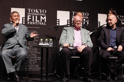 TIFF Special Talk Kitano 2
