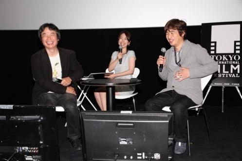 TIFF Special Talk Shigeru Miyamoto