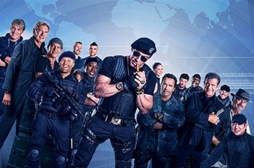 TIFF The Expendables 3