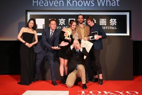 Tokyo Grand Prix_Heaven Knows What