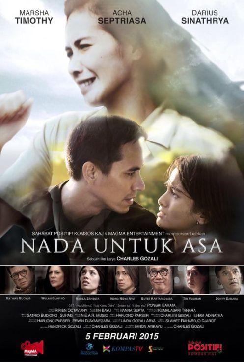 Nada Untuk Asa poster
