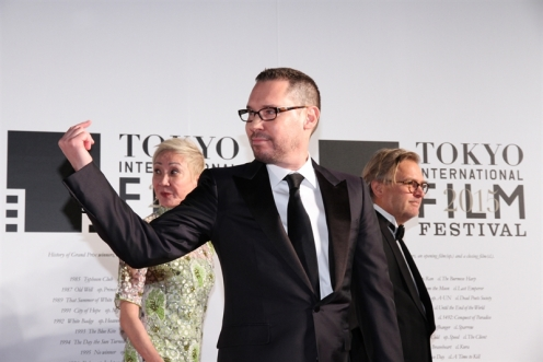 TIFF Bryan Singer Red Carpet 1