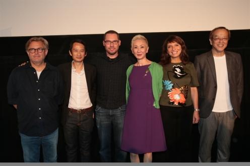 TIFF Jury Members