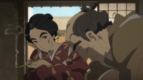TIFF Miss Hokusai