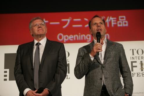 TIFF Robert Zemeckis Jack Rapke