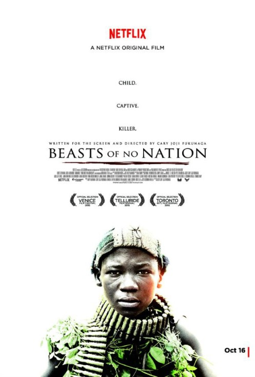 TIFF Beasts of No Nation 2
