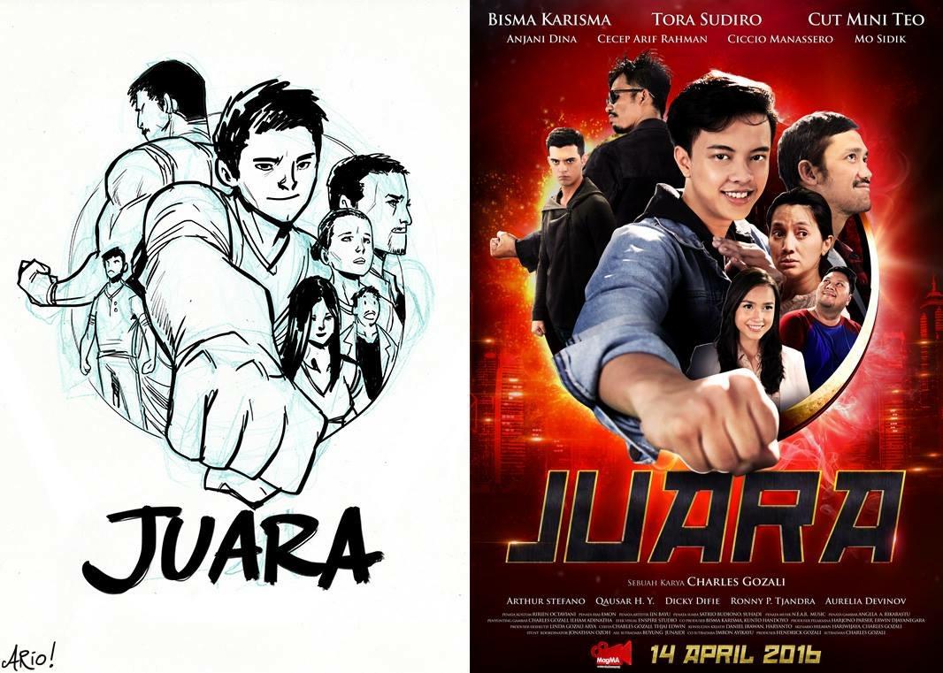 dimana  film indonesia jadul lolos